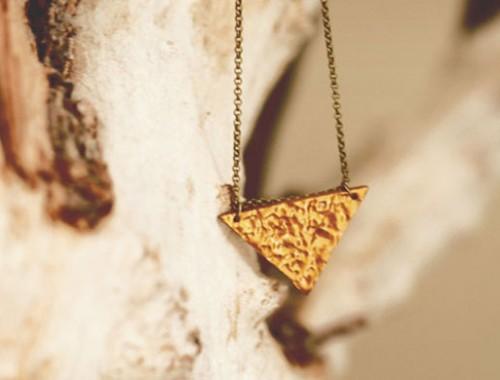 DIY créer un bijoux pendentif metal fimo