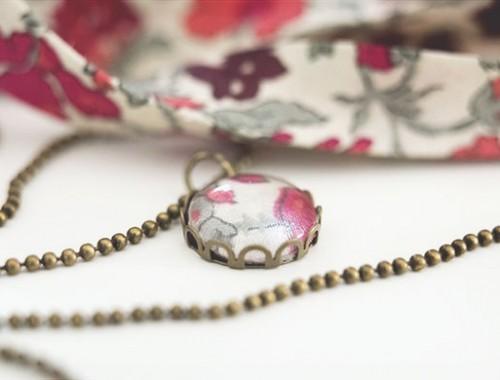 realiser cabochon serti _ diy bijoux