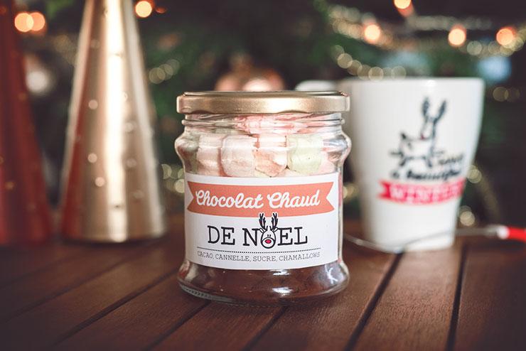 Beliebt DIY cadeau Noël // Panier gourmand AG48