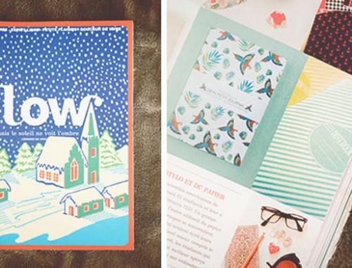 publication carnet flow mag
