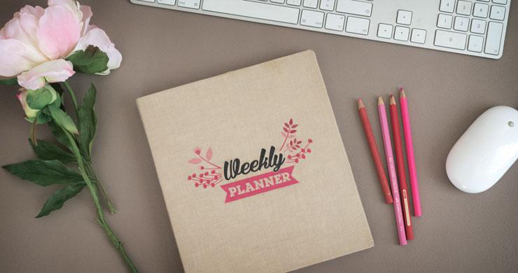 DIY-weekly-planner-organiseur-agenda-2016